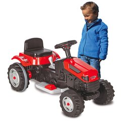 Ride-on Traktor Strong Bull rot 6V