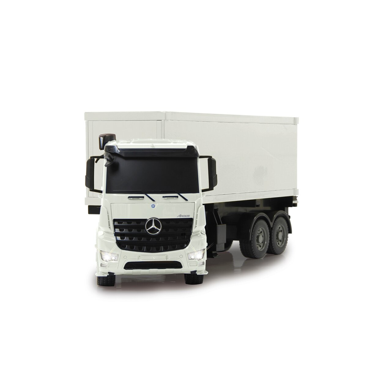 Jamara Container Truck Mercedes Benz Arocs 1:20 2,4G