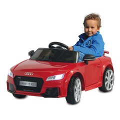 Ride-on Audi TT RS red 12V