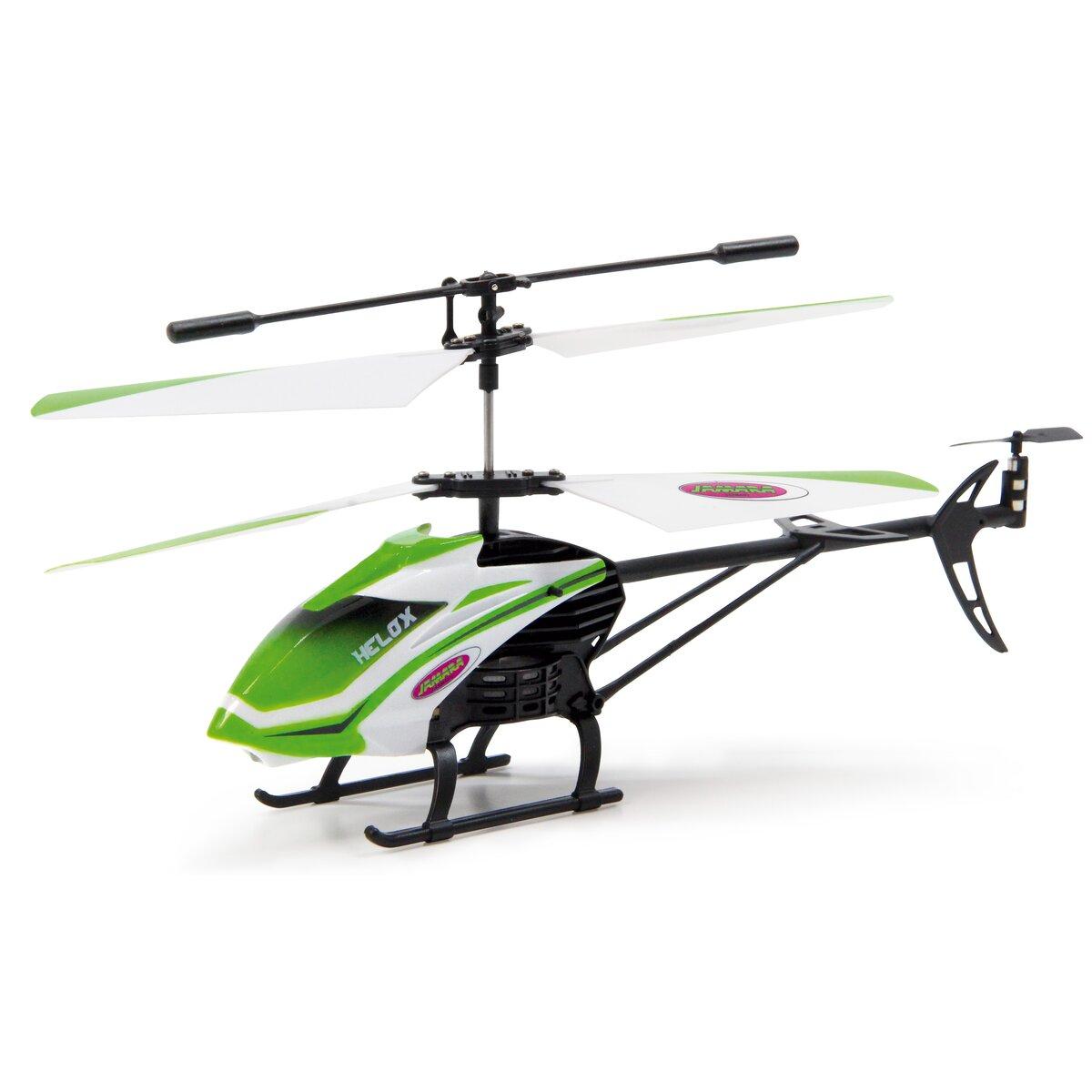 Jamara vrtulník Helox 3+2 Channel Heli Gyro,Light+Demo IR