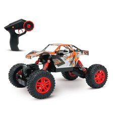 Hillriser Crawler 4WD 1:18 orange 2,4GHz