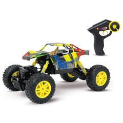Hillriser Crawler 4WD 1:18 yellow 2,4GHz