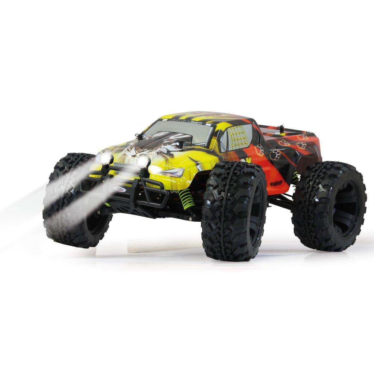 Jamara Tiger Monstertruck 1:10 4WD NiMh 2,4G LED