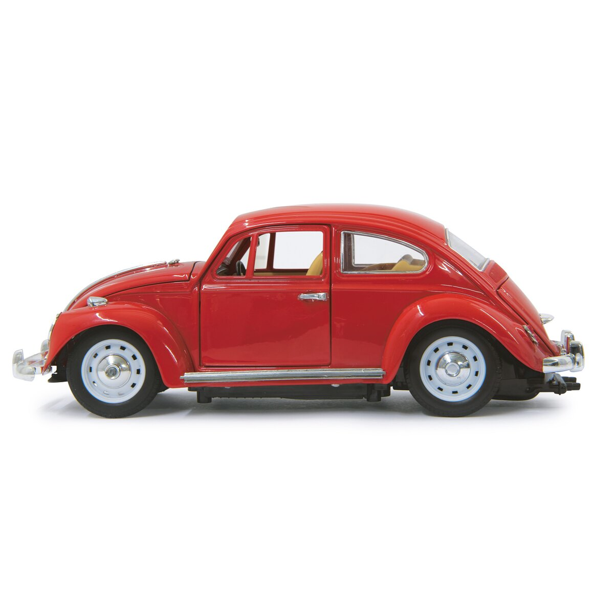 Jamara VW Beatle RC Die Cast Red 1:18 - červené