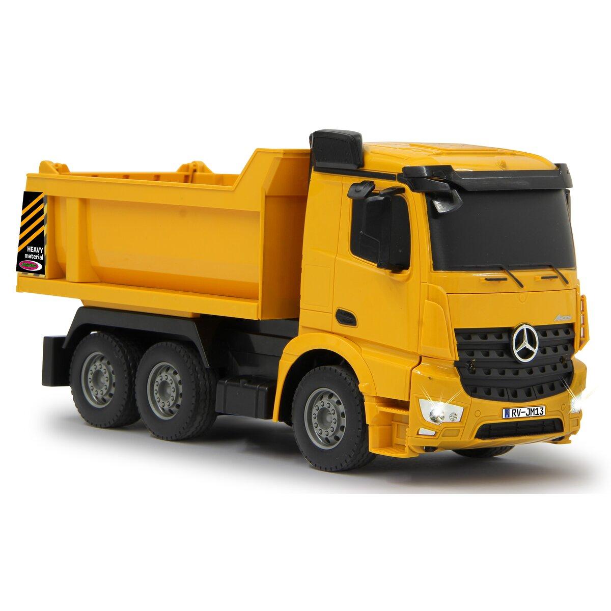 Jamara Dump Truck Mercedes-Benz Arocs 1:26 2,4GHz
