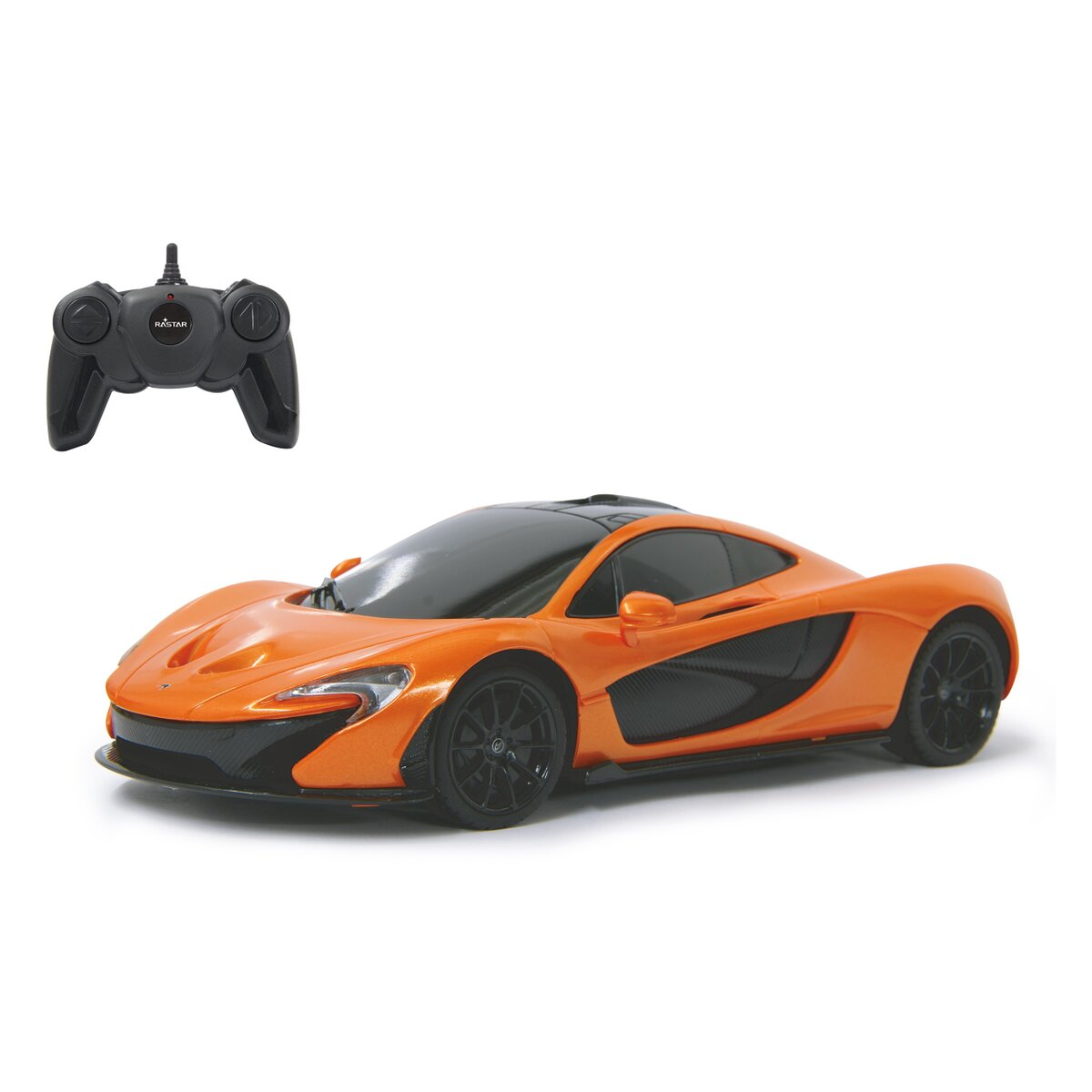 Jamara McLaren P1 1:24 orange