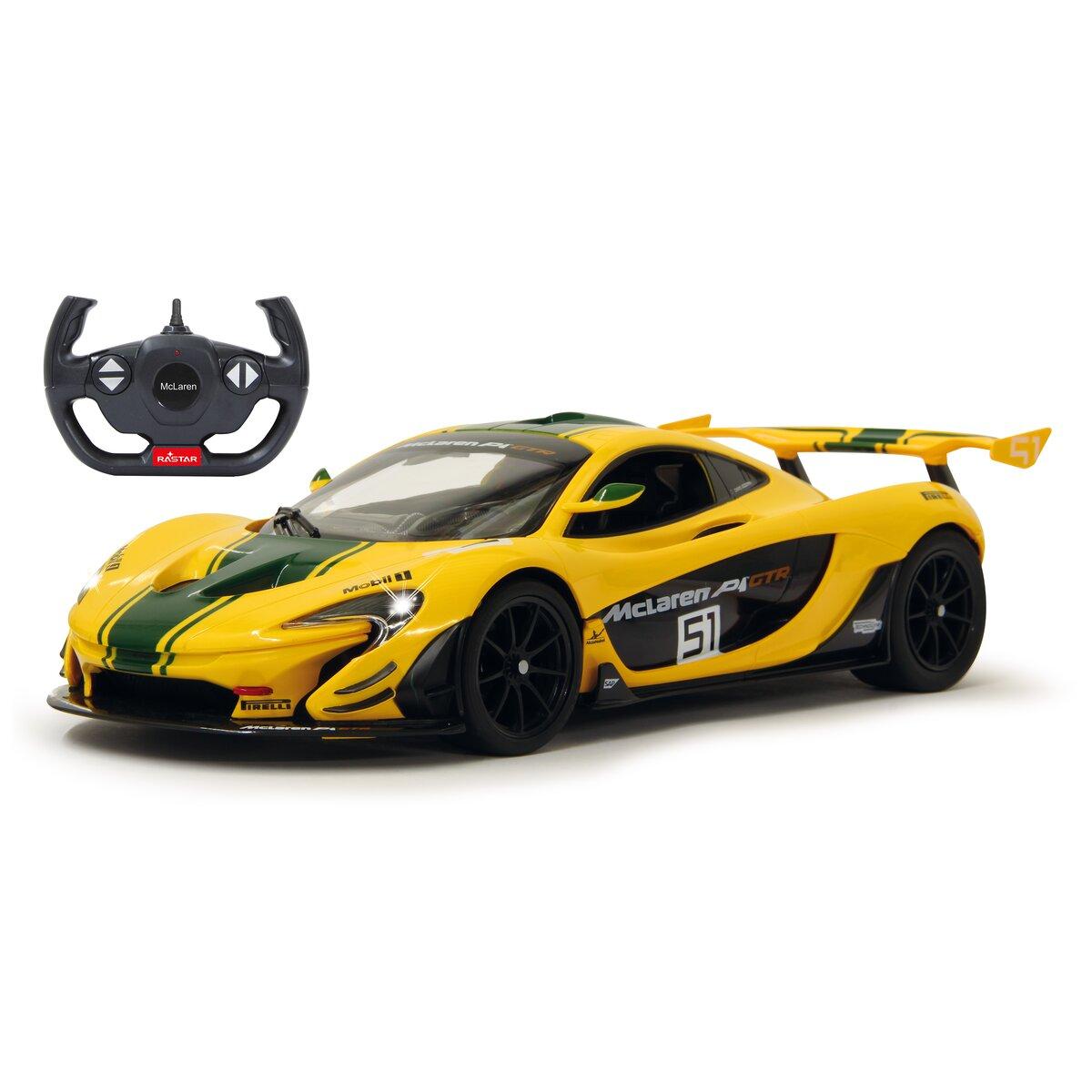 Jamara McLaren P1 GTR 1:14 žluté