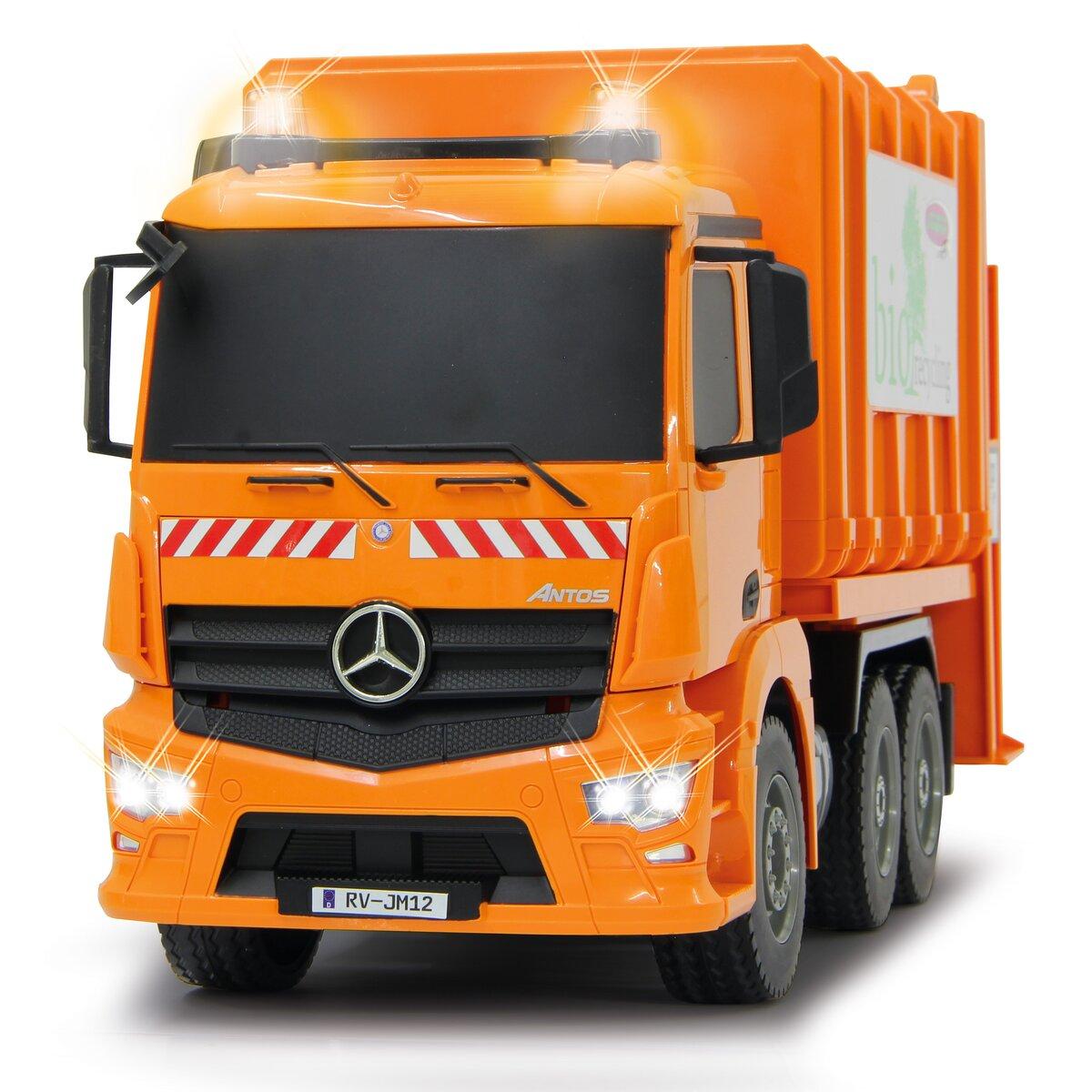 Jamara Dust Cart Mercedes Antos 1:20 2,4GHz