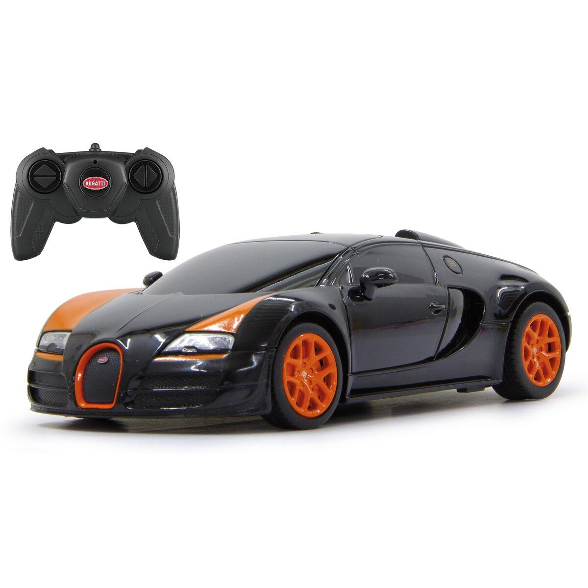 Bugatti Grand Sport Vitesse 1 24 Black 2 4g