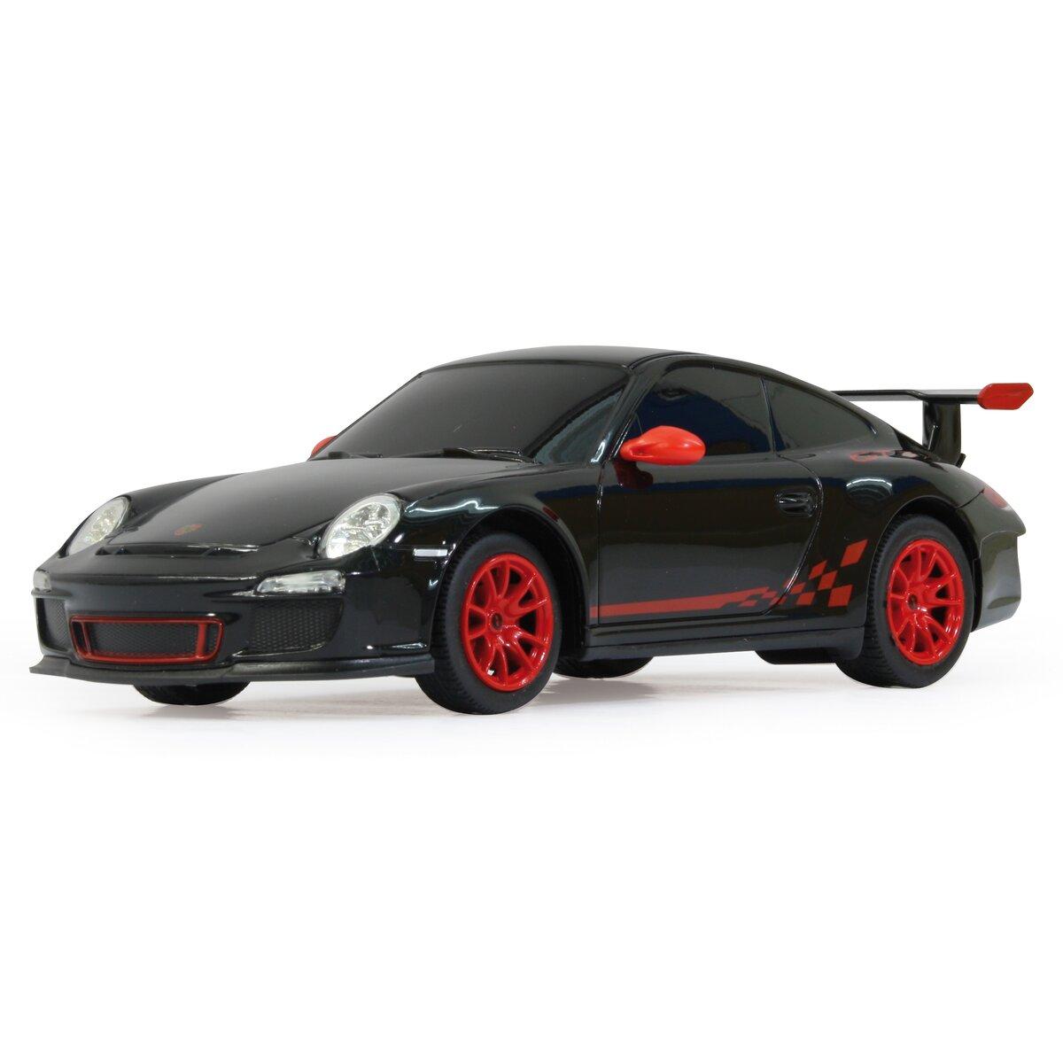 Jamara Porsche GT3 RS 1:24 black 40MH z