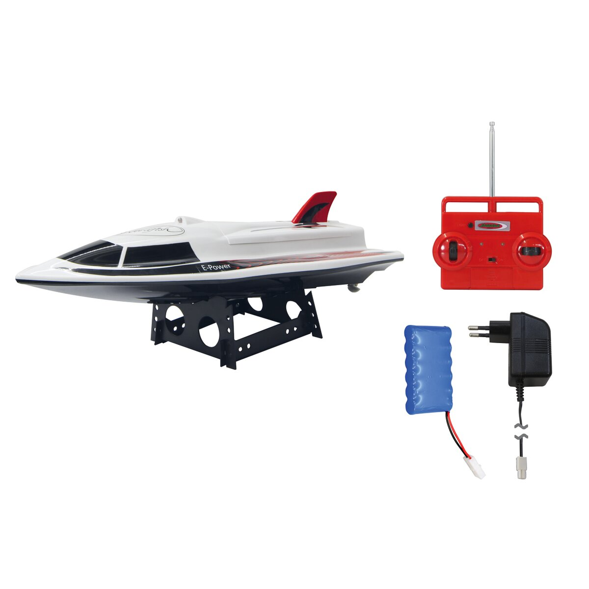 Jamara Swordfish Speedboat with LED 40Mhz
